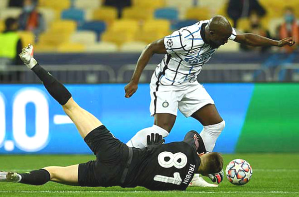 C1 Cup football results Shakhtar Donetsk - Inter Milan: Customers of ungainly, Young almost guilty