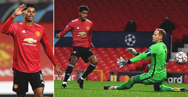 "Rashford is MU's ""king of great match"": Arsenal is the next victim?"