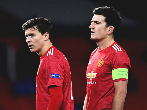 Maguire - Lindelof helped MU clean with 2 matches, still got criticized before Arsenal match