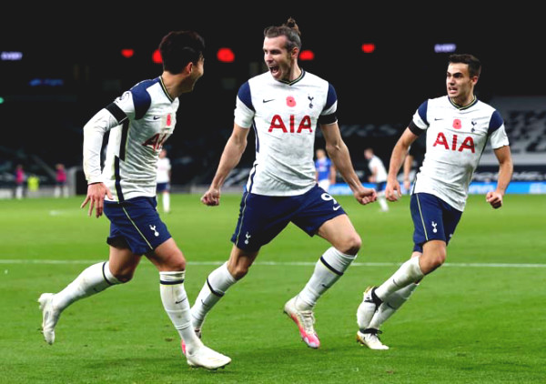 Flaming the Premier League rankings British: MU perspective overcast, Tottenham approached the top