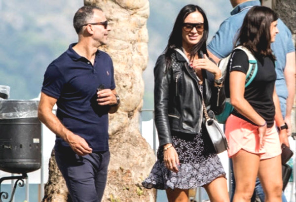 Legend of MU Ryan Giggs made fans shocked: arrested urgently for hitting his girlfriend