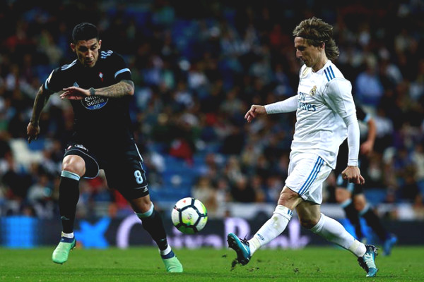 Real Madrid C1 Cup Football - Inter Milan: Zidane Tri Conte avoids the risk of being eliminated
