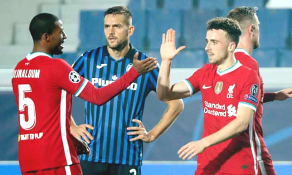 "C1 Cup Soccer Results, Atalanta - Liverpool: Great ""5 stars"" victory,  classic hat-trick"