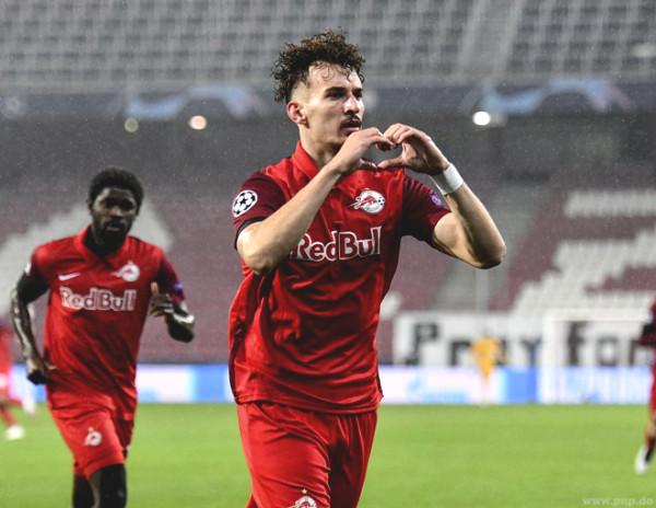 C1 Cup Soccer Results Salzburg - Bayern Munich: Scenario suffocation, 8 goals voyeuristic