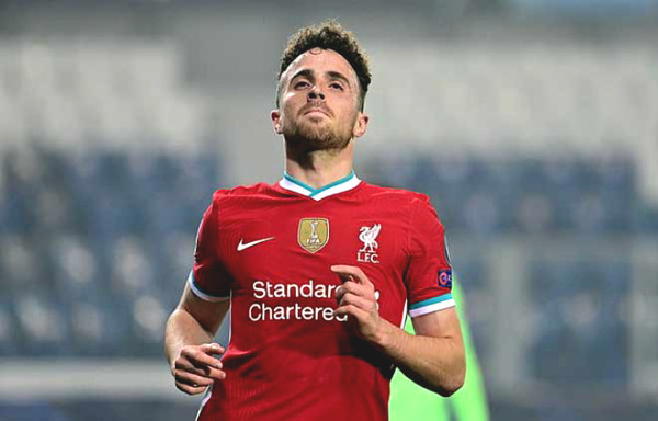 """Jota scored a hat-trick """"of death"""" for Liverpool: Press praised"""