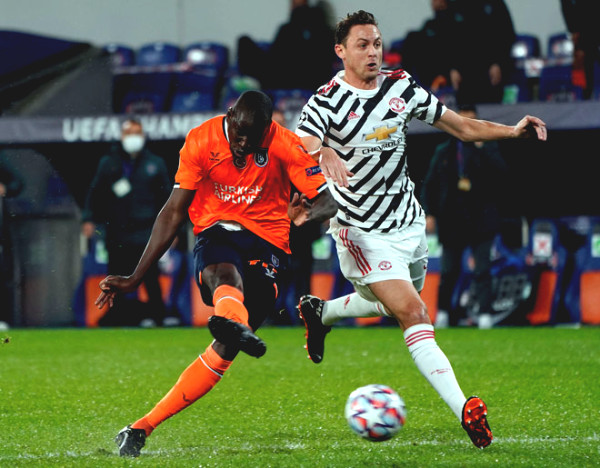 C1 Cup football result, Basaksehir - MU: The turning points of two sharp counter-attacks