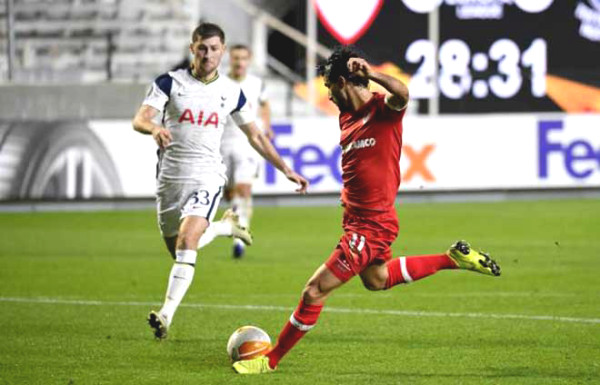 Hot Europa League: Bale continued to shine?
