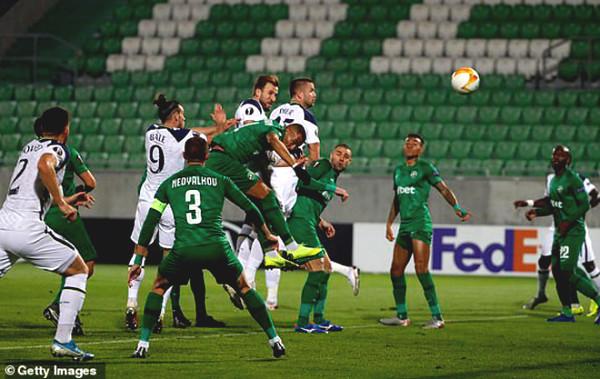 Europa League football result, Ludogorets - Tottenham: Son Heung-Min assisted, Kane shined