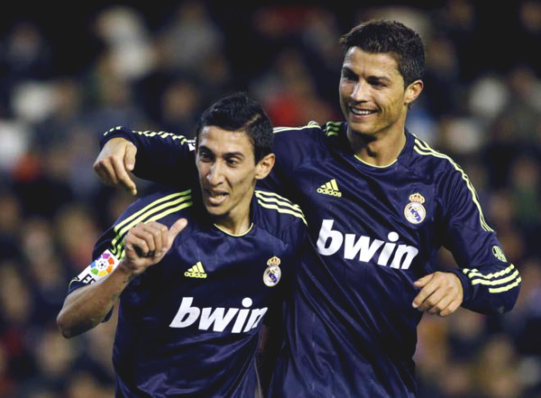 Real old people reunion at Juventus: Ronaldo wants Di Maria to built teammates