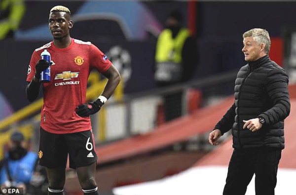 Football Hot News 10/11: French coach revealed that Pogba is unhappy at MU