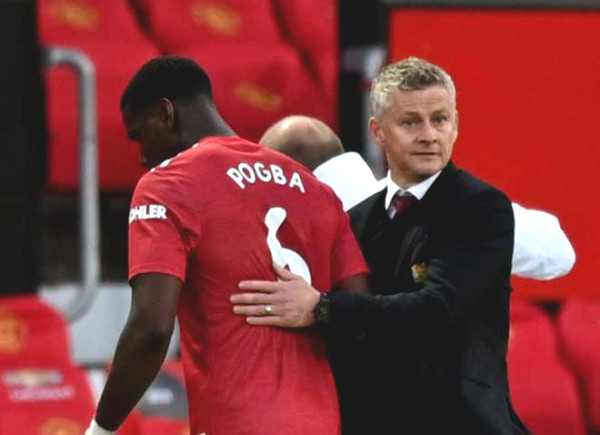 Pogba was not pleased with the strategy of Solskjaer For MU, brought up to speak at the national team