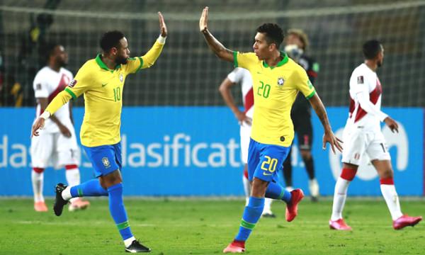 Brazilian - Venezuela: home field advantage, continues sublimation momentum