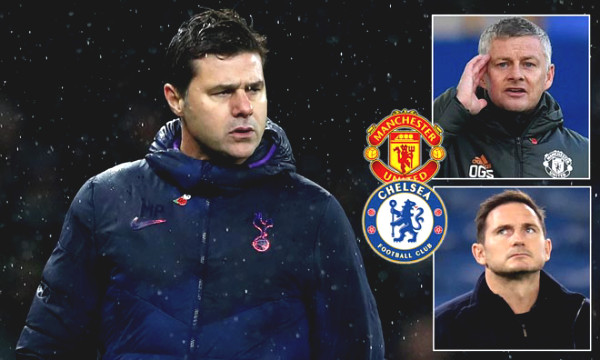 Pochettino decides dream destination: MU, 2 Premier League big team against PSG