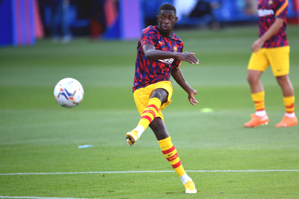 """Barca takes extreme risks: Renew contract with """"wounded"""" Dembele, shocking move with Arsenal player"""