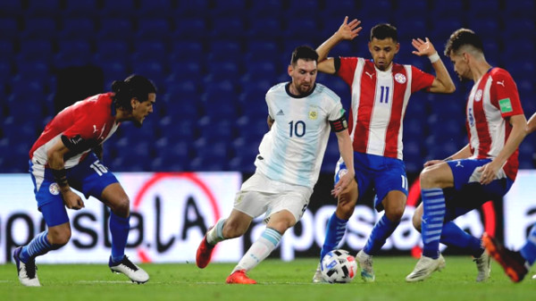 "Verdict football Peru - Argentina: Messi needs to ""relieve"" the Brazilian race decision"