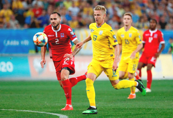 Hot football news 18/11: Match between Switzerland - Ukraine is officially canceled because covid-19