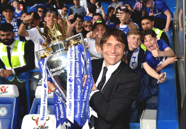 Hot morning football news 19/11: Conte'd returned to England, many teams waiting