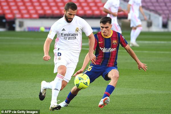 Ramos injury, Real