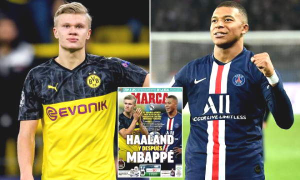 """Boss"" of Real chose Haland to continue Ronaldo legacy: Why is he a better option than Mbappe, Lautaro?"