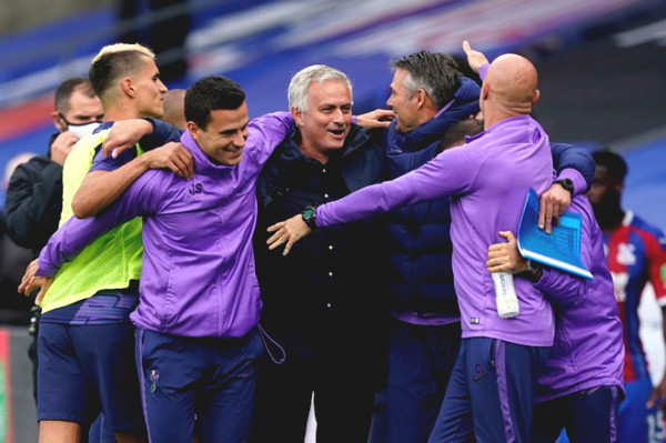 Mourinho suddenly has a new nickname?