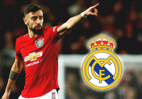 "Real Madrid planned for ""blockbuster"" Fernandes, trading with MU by Ramos?"