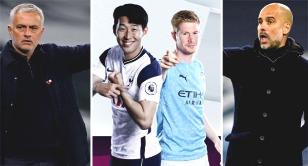Round 9 Premier League score prediction: Mourinho will defeat Pep, Mu big win