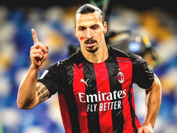 Ronaldo called, Ibrahimovic replied: 10 goals/6 games, breaking the record of 78 years