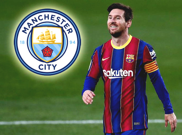 Unexpected Man City abandoned Messi, hunting Lukaku and