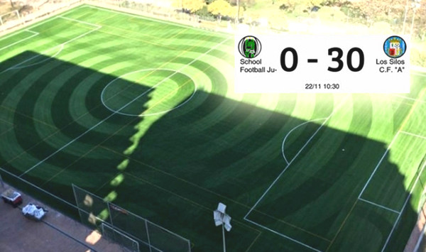 The horror match with the score of 30-0: Chairman must apologize to the opponent
