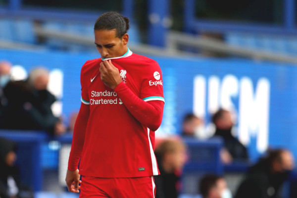 Liverpool only lost 3 goals/7 games: Van Dijk paradox is not the most important?