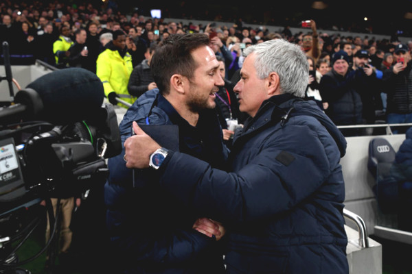 Chelsea - Tottenham Great Match: Mourinho complained about fixture, what does Lampard say?