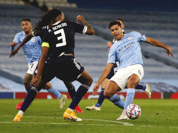 Olympiakos - Man City: Put the rage to win ticket soon
