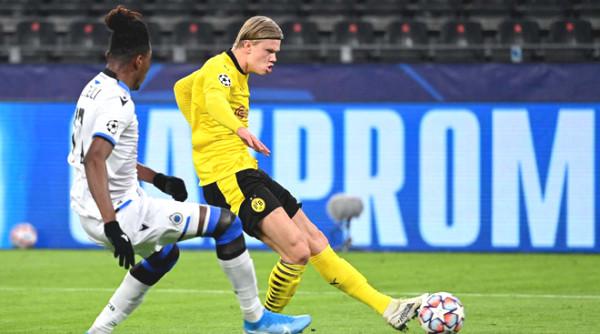 Dortmund - Brugge: Haaland - Sancho juggled the goal (C1 Cup football results)