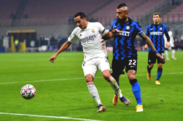 Inter Milan - Real Madrid: Covering sharpness, red card turning (C1 Cup football results)