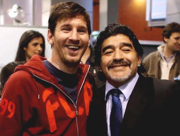 Maradona died at the age of 60: Ronaldo, Messi, Pele sent their goodbyes