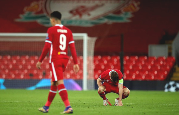 Coach Klopp admitted that Liverpool is too bad, the 17-year nightmare is recreated in Anfield