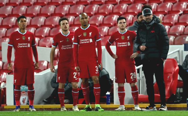 Coach Klopp acknowledged Liverpool too badly, the 17-year nightmare recreated in Anfield