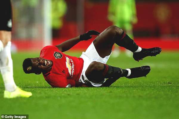 MU is worried because of Pogba heavy injury: Can he get back soon enough for PSG match?