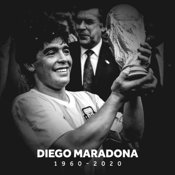 Diego Maradona: In eternal echo