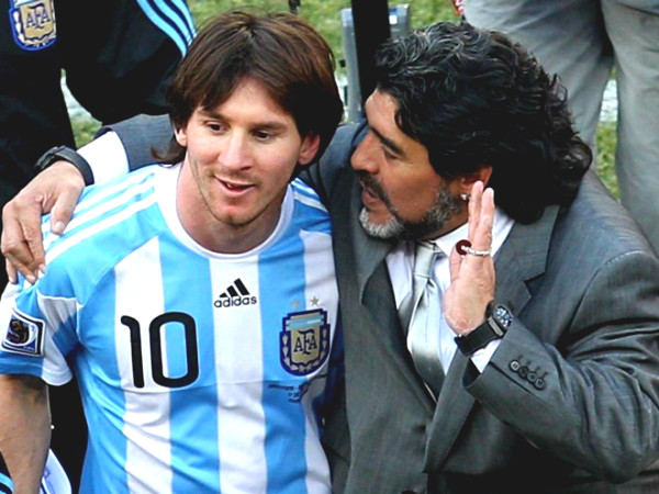 Barca is shocked with the idea of ​​showing gratitude to Messi like the legendary Maradona