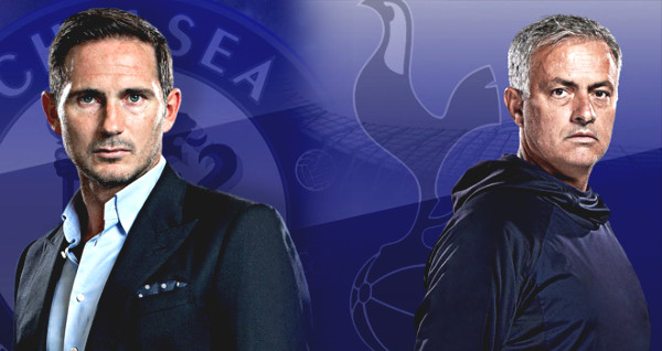 Mourinho against Lampard, Tottenham wants to defeat Chelsea to hold the first place