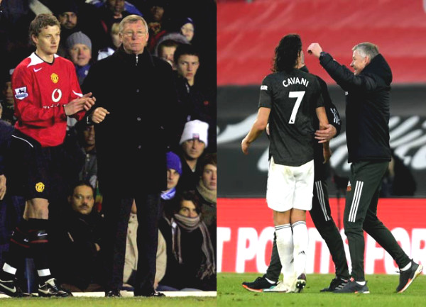 MU defeated Southampton 3-2: Stunning how Cavani recreated a 18 years marvelous entry