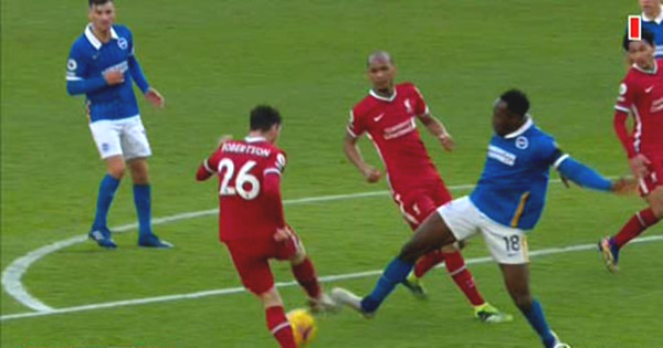 Latest Football news on 1/12: Robertson complained about VAR being inadequate