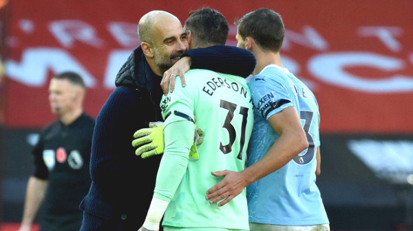 """Pep Guardiola revealed Man City: """"5 stars"""" victory but is still extremely depressed"""