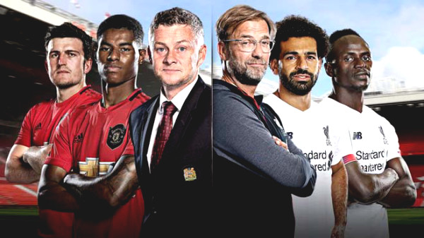 Shocking scenario C1: MU - Real - Liverpool falls horse, appointing each other Europa League