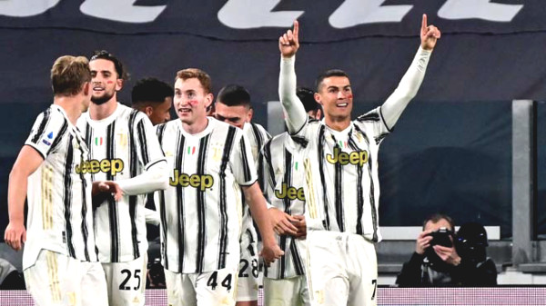 Juventus crisis: too dependent on Ronaldo, Pirlo hot chair is too wobble