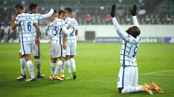 Monchengladbach - Inter Milan: Lukaku & Darmian shined, tough chase (Champions League result)