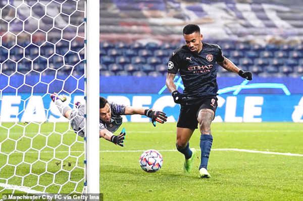Porto - Man City: Losing points because of VAR (Champions League result)
