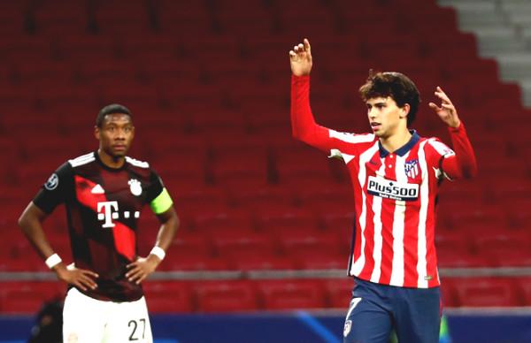 "Atletico Madrid - Bayern Munich: ""Junior Ronaldo"" opened fire, grim penalty (Champions League result)"