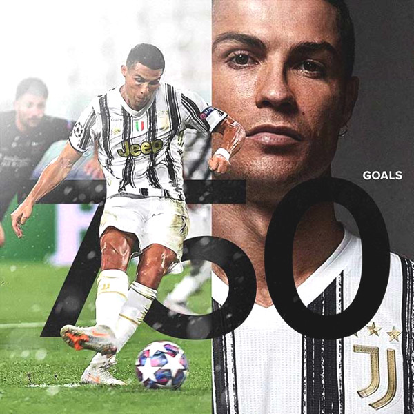 Ronaldo scored over Pele, is going to be the second top scorer of all time